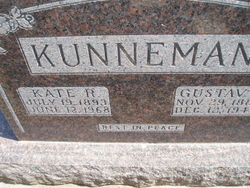 "Catherine ""Kate"" <I>Rickert</I> Kunneman"