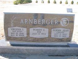 Virginia L. <I>VanHorn</I> Arnberger