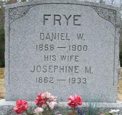 Josephine Maria <I>Lunt</I> Frye