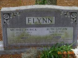 Ruth <I>Gotjen</I> Flynn