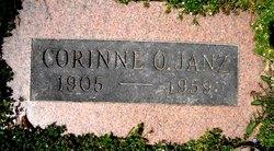 Corinne Opal <I>Townsend</I> Janz