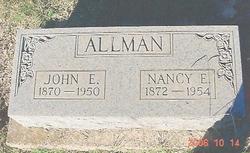 John Elbert Allman