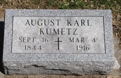 August Karl Kumetz