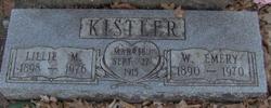 Lillie Mae <I>Matthews</I> Kistler