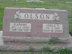 Isadore Olson