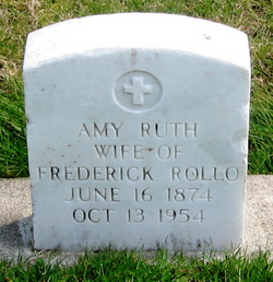 Amy Ruth <I>Sanborn</I> Rollo