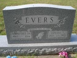 """Cornelius """"Babe"""" Evers, Jr"""