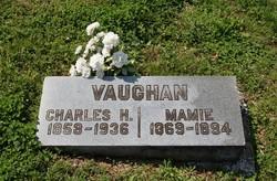 Charles Hampton Vaughan