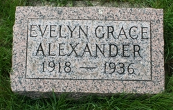 Evelyn Grace Alexander
