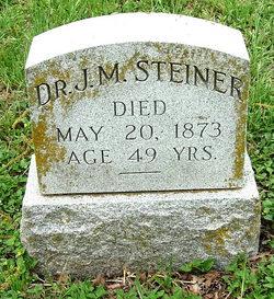 Dr Josephus Murray Steiner