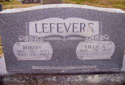Lillie A. <I>Hittson</I> Lefevers