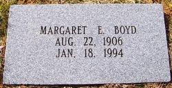 Margaret E. Boyd