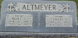 Edward Paul Altmeyer