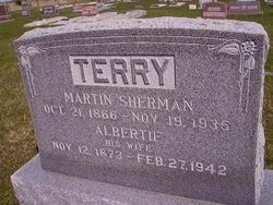 """Alberta """"Albertie or Bertie"""" <I>Ogden</I> Terry"""