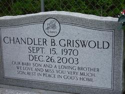 Chandler Brian Griswold