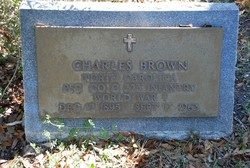 "Charles A ""Charlie"" Brown"
