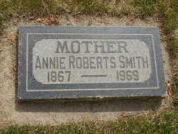 Annie Maria <I>Roberts</I> Smith
