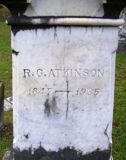 Robert G Atkinson