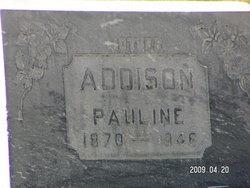 Pauline Addison