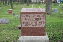 Marion Clinton McDowell
