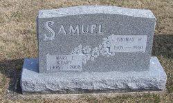 Mary E. <I>Geary</I> Samuel