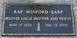 Ray Winford Earp