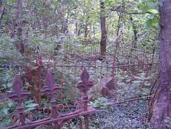 Ransom Pinckney Womack Cemetery