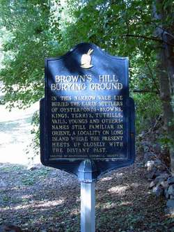 Browns Hill Burying Ground