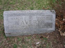 Mary M. <I>Clumfoot</I> Avery