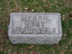 Merril Eddy