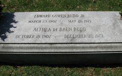 Edward G. Budd Jr.