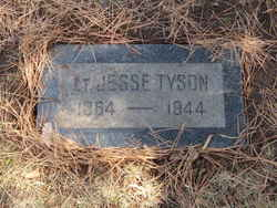Lieut Jesse Tyson