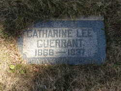 Catharine <I>Lee</I> Guerrant