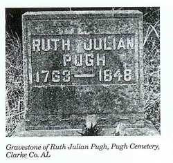 Ruth <I>Julian</I> Pugh