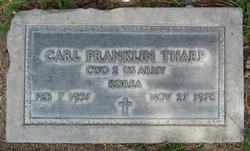 CWO Carl Franklin Tharp