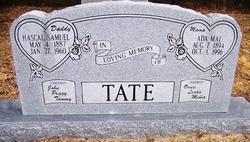 Ada Mae <I>Scruggs</I> Tate