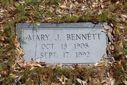 Mary Louise <I>Jenrette</I> Bennett