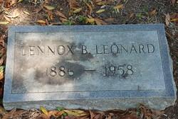 Lennox Boston Leonard