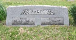 Nellie D. <I>Keck</I> Baker