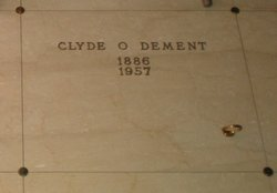 Clyde Orval Dement