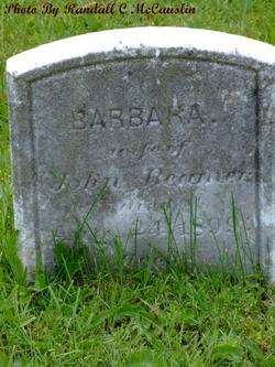 Barbara <I>Keckler</I> Beamer