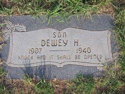 Dewey Harold Adams
