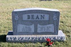O. Blair Bean