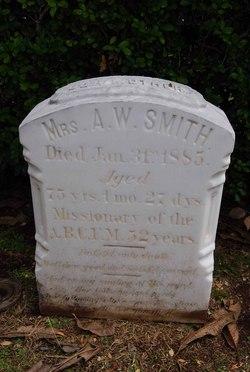Mrs Abigail Willis <I>Tenney</I> Smith