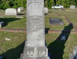 Capt Bailey A. Bowen