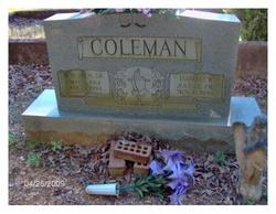 R. Hobson Coleman, Sr