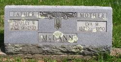 Eva May <I>Andrews</I> McCann