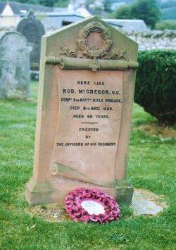 Roderick McGregor