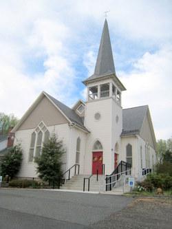 Union Chapel United Methodist Church Cemetery