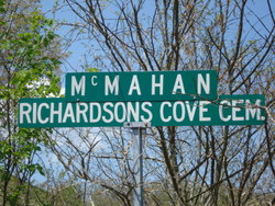 McMahan Richardson Cove Cemetery